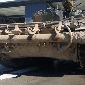 7011 instalatie de spalat vehicule militare mobydick