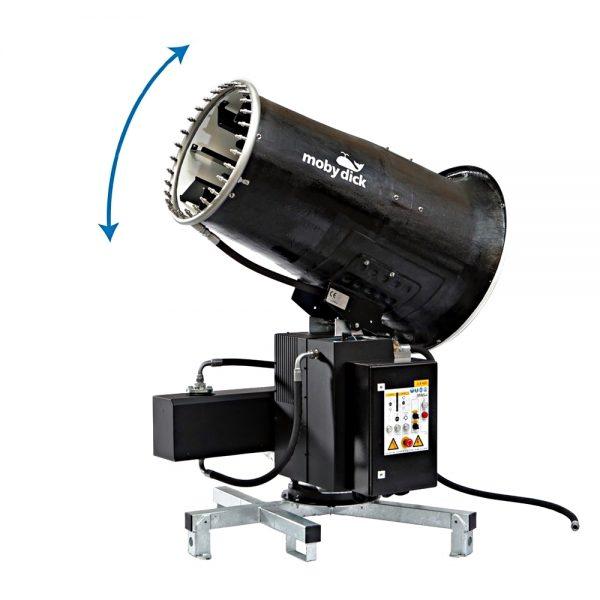 7374 mecanism de miscare verticala pentru tunul de control al prafului mobydick optiune